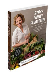 SIBO Family Favourites Cookbook