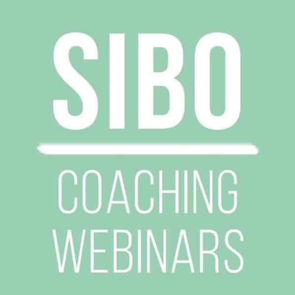 Sibo Coaching Webinars