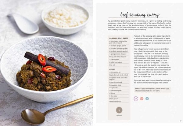 Sibo Family Favourites Cookbook (au Edition) Oriental Inspiration Recipe
