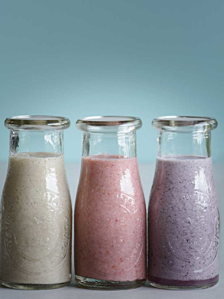 Trio Smoothies