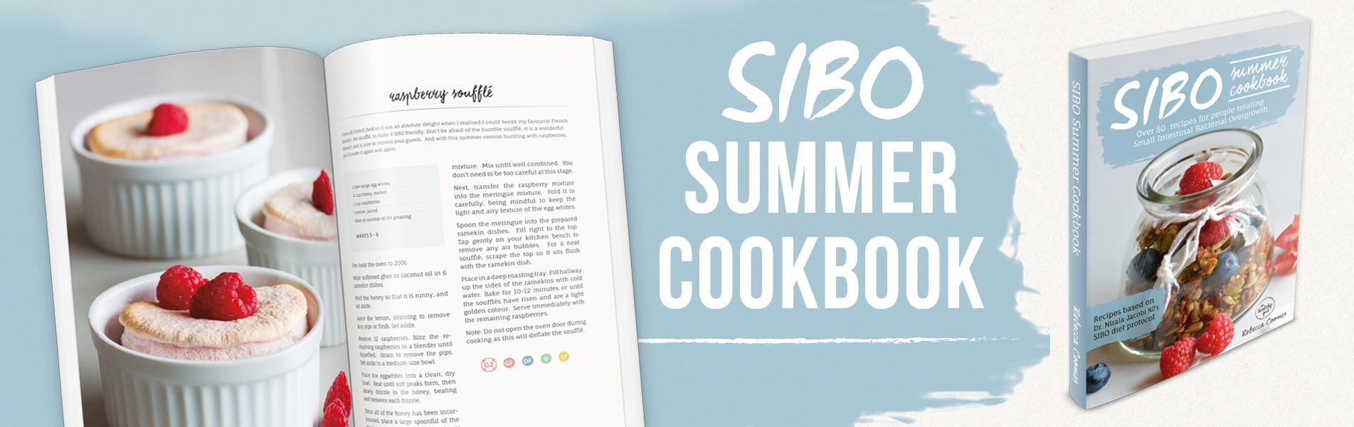 SIBO summer cookbook