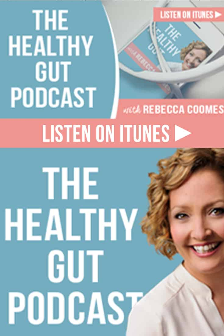 The Healthy Gut podcast features interviews with leading specialists talking about SIBO, gut health, nutrition & more.