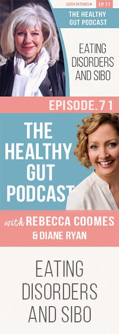 This week Rebecca is joined by Diane Ryan who specialises in helping people to tackle eating disorders and to identify the emotional triggers that have created them.