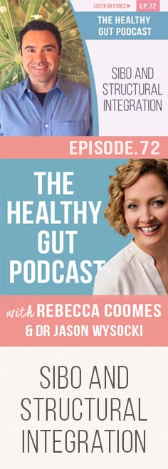 This week Rebecca is joined by Dr Jason Wysocki to discuss structural integration, what it is, how it works and why it may be the right treatment for you.