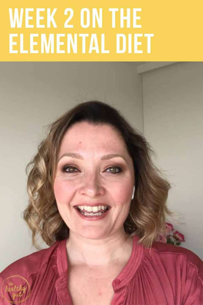 Week 2 on the Elemental Diet. Rebecca Coomes shares what the second week on the Elemental Diet was like; the highs, lows and everything in between after not eating for 2 weeks.