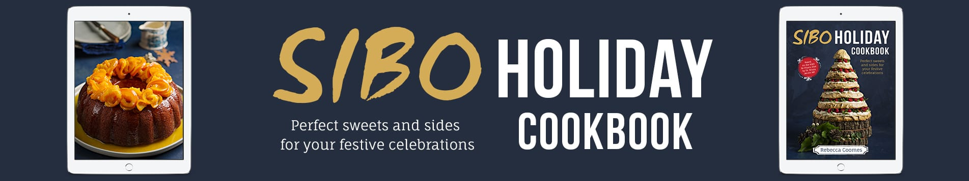 Sibo Holiday Cookbook Header