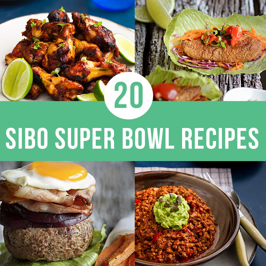 20 Super Bowl Recipes Blog