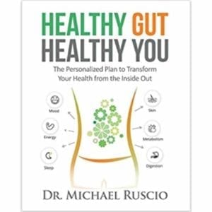 Healthy Gut Healthy You Book