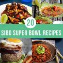 20 Super Bowl Recipes Blog