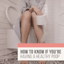 Rebecca Coomes The Healthy Gut Blog Post Healthy Poop 1