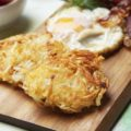 Crispy Eggs, Bacon And Hash Browns Recipe 786x1048