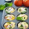 Ham, Tomato And Pesto Muffins Recipe 786x1024