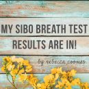 Rebecca Coomes The Healthy Gut Getting my SIBO breath test results