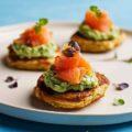 Smoked Salmon Blinis Recipe 786x1048
