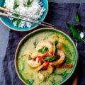 Thai Green Curry With Prawns Recipe 786x1024